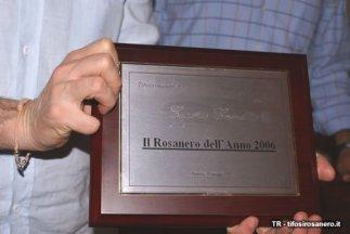 Eugenio Corini - Rosanero dell'anno 2006