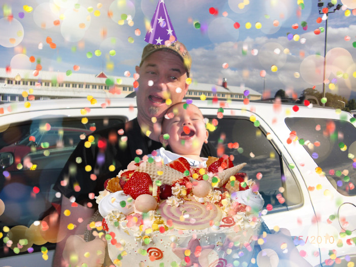 Nov 10th Happy Birthday Merrill