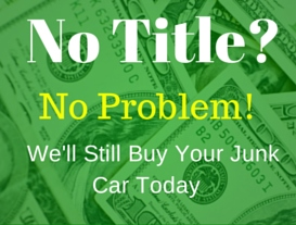 cash for junk cars with no title, chicago heights, il chicago, northwest indiana