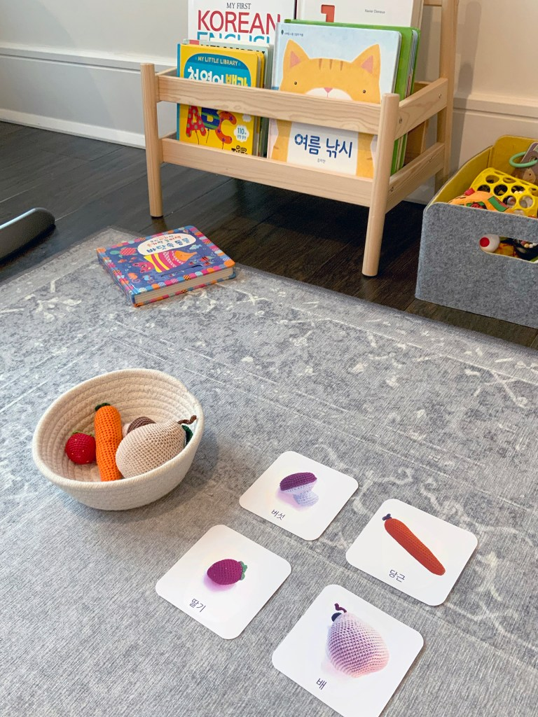 A fun game you can make with your little one