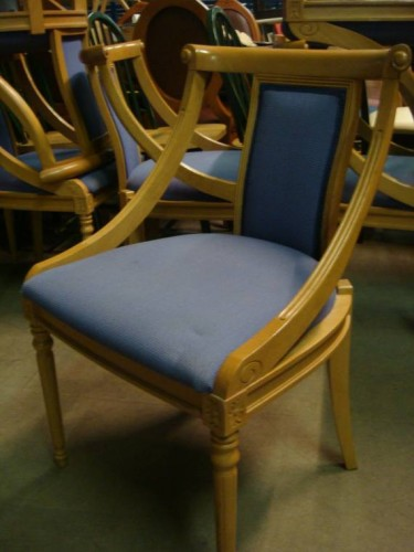 28 X QUALITY RESTAURANT DINING CHAIRS Tiger