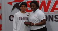 Brian Alvarado was the top finisher for the Tigers in the 2013 SWAC Cross Country Championship. …read more Read more here: TSUBall.com