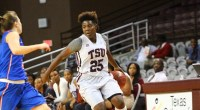 Texas Southern University fell to No. 8 Maryland 100-59 on Friday …read more Read more here: TSUBall.com