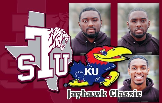 TSU's Men Relay Captured 4x400m Title