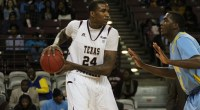 The Southwestern Athletic Conference has selected Texas Southern University center Aaric Murray as its SWAC Men's Basketball Player of the Week for January 28. …read more Read more here: TSUBall.com
