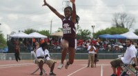 Terralyn Johnson finished second in the triple jump to lead the Lady Tigers at the McNeese State Spring Time Classic outdoor track and field meet. …read more Read more here: […]