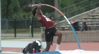 Jawalyn Brooks led the team with his first place finish in the pole vault. …read more Read more here: TSUBall.com