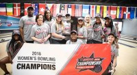 Texas Southern edged Jackson State in a back and forth contest to win its first SWAC bowling conference championship since 2006 Courtesy: TSUSports.com