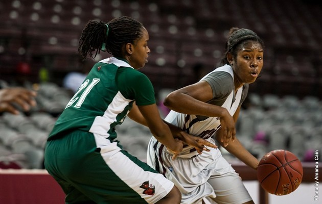 Texas Southern Women's Basketball Defeats MVSU at Home 84-71