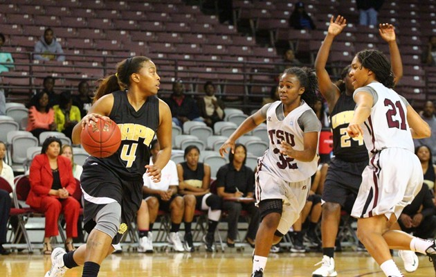 Lady Tigers vs UAPB