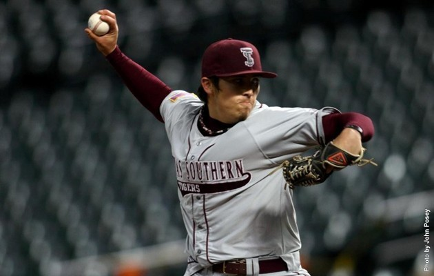 Tigers Baseball Shuts Out Prairie View A&M on National Television