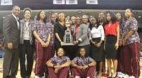HOUSTON – The Texas Southern Lady Tigers played outstanding defense and with high energy as they captured a season finale home victory over Alcorn State with a final score of […]