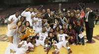 HOUSTON – History was made on Saturday night at the H&PE Arena as Texas Southern clinched the 2013 Southwestern Athletic Conference regular season championship and said goodbye to four seniors […]