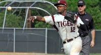The Texas Southern Tigers baseball team came up three runs shy of pulling an opening round upset at the Read more here: TSUBall.com Related posts: Tigers Baseball Takes Final Two […]