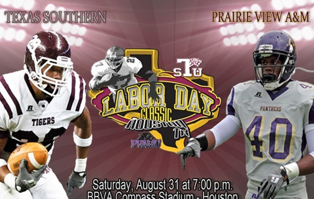 TEXAS SOUTHERN vs. PRAIRIE VIEW LABOR DAY CLASSIC LUNCHEON