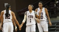 Three players finished in double figures to lead Texas Southern University to a 75-51 win over Arkansas-Pine Bluff on Monday night at H&PE Arena. …read more Read more here: TSUBall.com […]