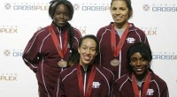 The Texas Southern women's distance medley relay team took the bronze medal in the 2014 Southwestern Athletic Conference (SWAC) Indoor Track and Field Championships held in Birmingham, Alabama. …read more […]