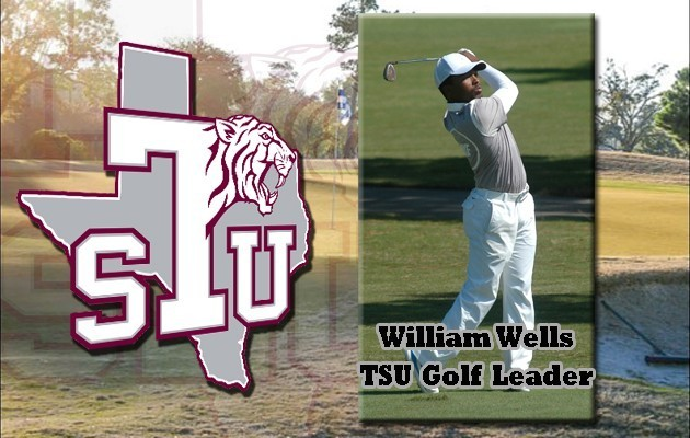 William Wells Leads Tigers after 36 Holes