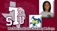 The Texas Southern Lady Tigers started the outdoor track and field season in Lake Charles, Louisiana where they competed in the McNeese State Cowboy Relays …read more Read more here: […]
