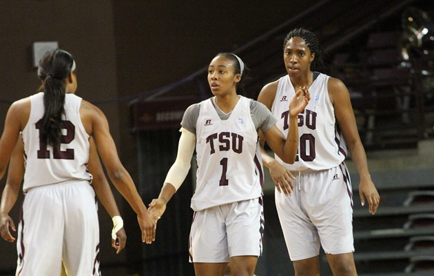 Texas Southern draws SMU in WNIT First Round