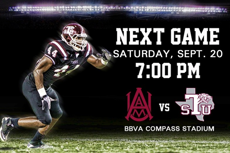 Alabama A&M Bulldogs at Texas Southern Tigers Football LIVE STREAM