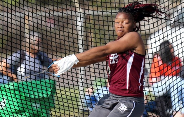 Lady Tigers Track and Field post solid showings