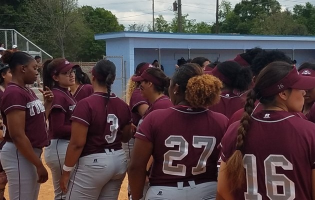 Lady Tigers rally for 5-4 win over Prairie View A&M