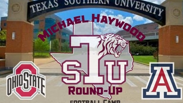 The Texas Southern Tigers football program will host the Michael Haywood Round-Up Football Camp …read more Related posts: No related posts.