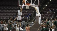 Donte' Clark scored a career high 41 points on 16-of-26 shooting including 7-of-12 from 3-point range …read more Related posts: MVSU hands Texas Southern first SWAC loss of the season […]