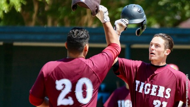Tigers conclude series at Prairie View on Sunday; to visit Tulane on Tuesday. …read more Related posts: Lucca blasts two home runs as Tigers stun Prairie View 8-4 Alexis Austin […]