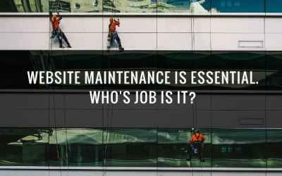 Why website maintenance is essential