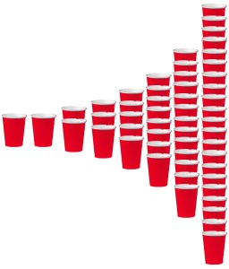Fibonacci Beer Pong rapidly gets out of control