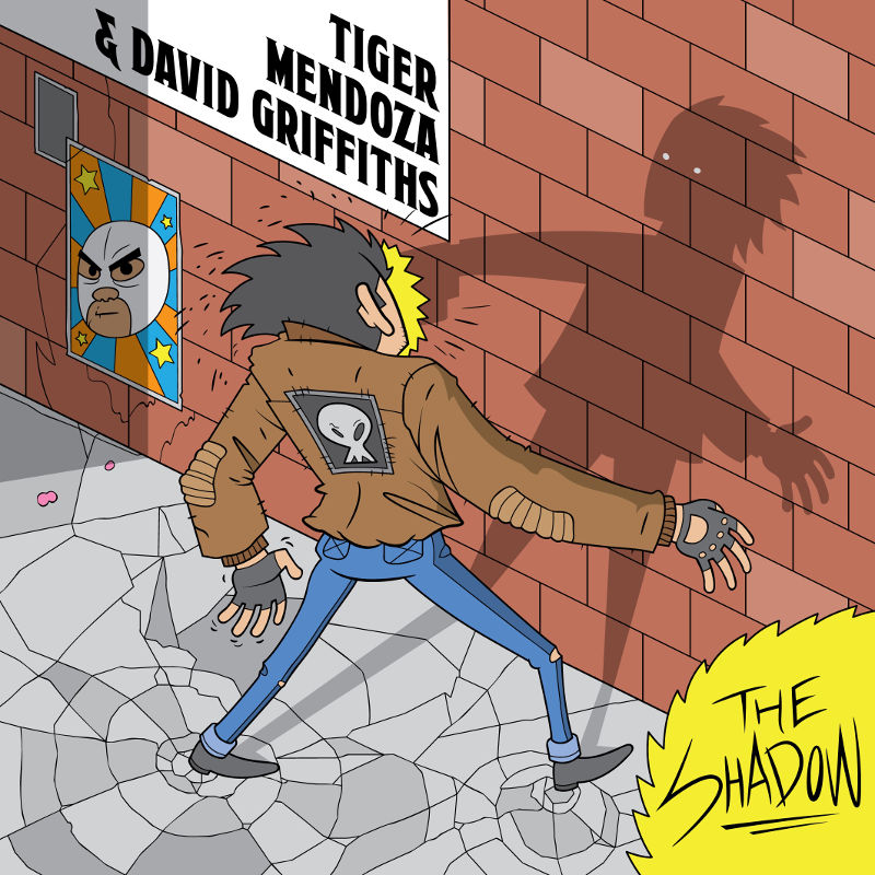 The Shadow cover