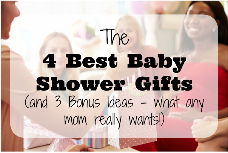 What A New Mom Really Wants! Essential New Mom Baby Shower Gifts