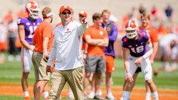 Former Clemson coach, wife welcomes second child