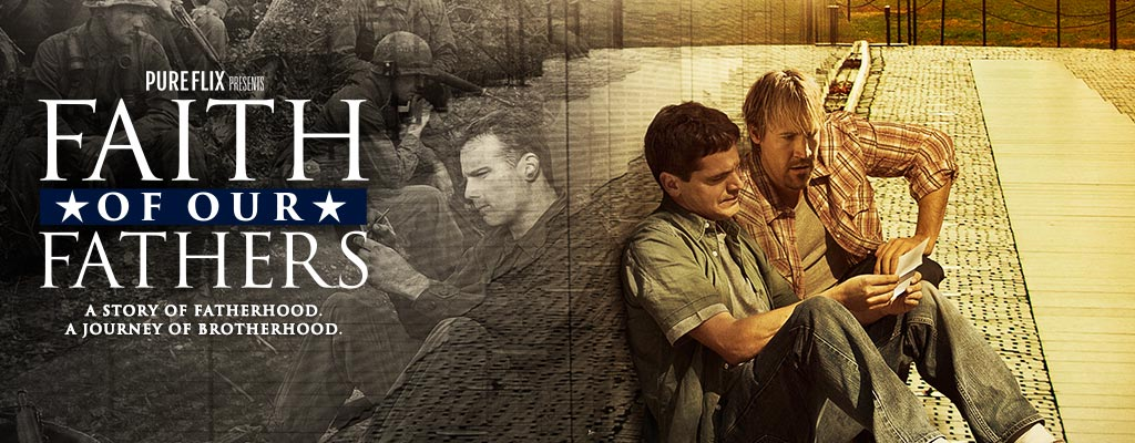 Faith of our Fathers - DVD Image
