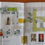 Hermitage ground floor map
