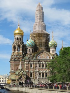 Church of the Savior On Blood can view