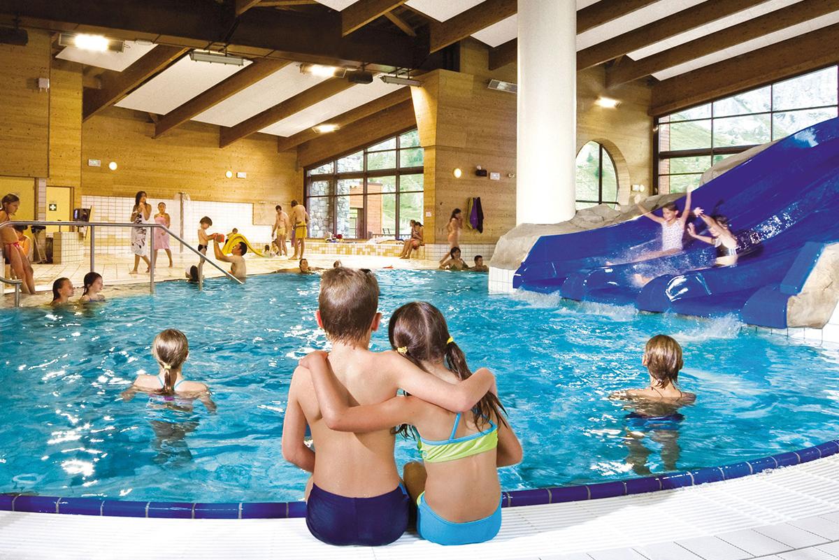 Le Lagon Tignes Espace Aquatique En Savoie