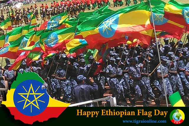 Image result for Ethiopia celebrates Flag day