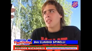 Video del día: Claudio Spinelli en su etapa de Cachorro