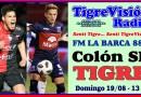 Tigre busca dar el golpe en Santa Fe