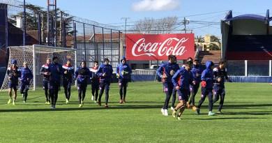 Tigre ya piensa en el duelo clave ante San Martín SJ