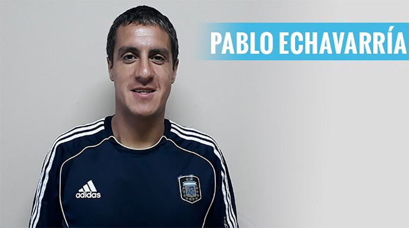 Pablo Echavarría dirigirá Aldosivi – Tigre