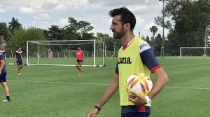 """Mariano Echeverría: """"Tenemos que llegar al receso con buenos resultados"""""""