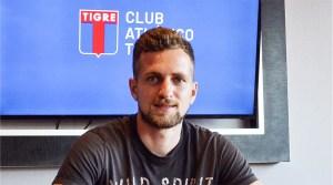 Nicolás Colazo firmó por 6 meses