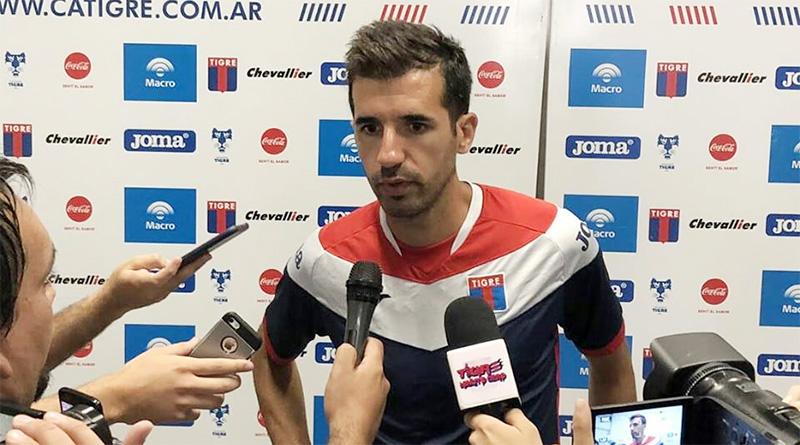 Mariano Echeverría en conferencia de prensa
