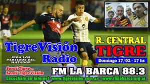 Tigre y su última oportunidad en Rosario