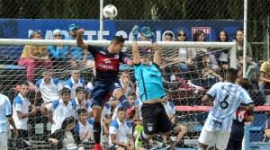 Floja jornada de inferiores ante Atlético Tucumán