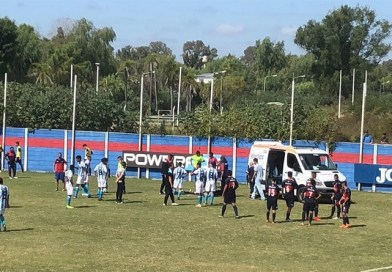 Accidentado partido de reserva entre Tigre y Racing